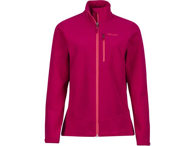Marmot Estes II Naiset takki , vaaleanpunainen